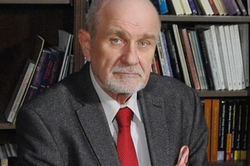 Preminuo Dušan Đoković, osnivač i predsednik Akademije umetnosti u Beogradu