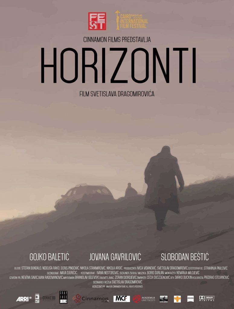 """Film """"Horizonti"""", studenta Akademije umetnosti Svetislava Dragomirovića, od danas u bioskopima"""