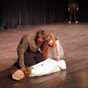 Studenti treće godine igrali su delove antičkih drama (GALERIJA)