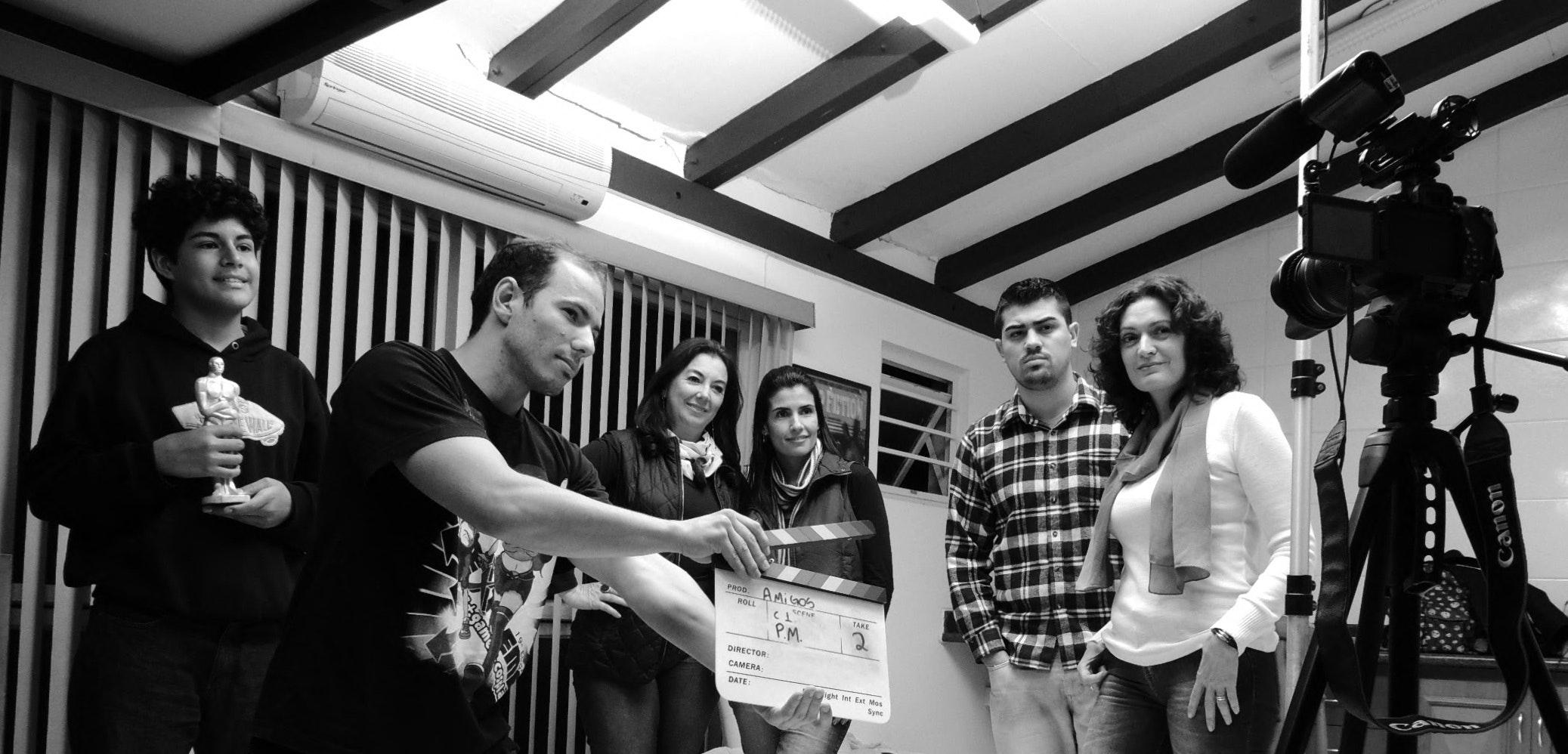 Obaveštenje studentima glume o radionici FTV glumačke igre – gluma pred kamerom