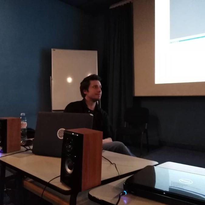 Goran Stanković: Najvažnije je da priča dolazi iz tebe, iz onoga čega se stidiš i što bi prećutao
