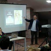 "Dr Milan Radovanović održao predavanje ""Uticaj vizantijske umetnosti na razvoj reklamne industrije"""