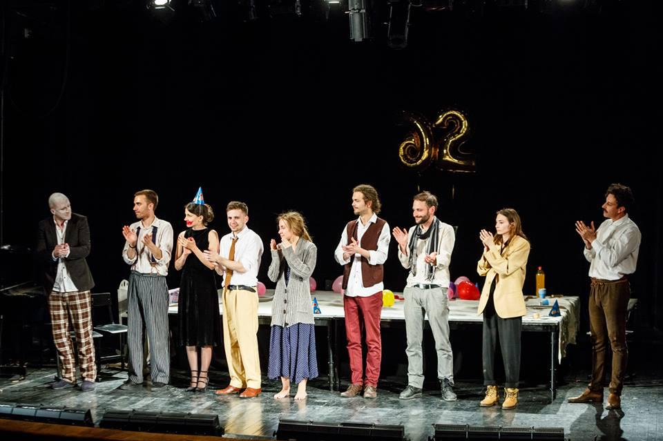 "STUDENTI GLUME SA PREDSTAVOM ""GALEB"" BRILJIRALI NA FESTIVALU U RUSIJI"