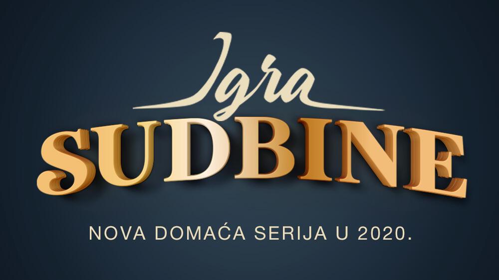 """STUDENTI AKADEMIJE U NOVOJ SERIJI """"IGRA SUDBINE"""" NA TV PRVA"""