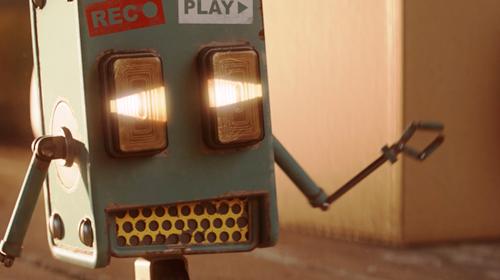 """NOVI ANIMIRANI FILM """"VELIKI ROBOT"""" VOJINA VASOVIĆA NA FESTIVALSKOJ TURNEJI U AMSTERDAMU, LAJPCIGU, LJUBLJANI I PERUU"""